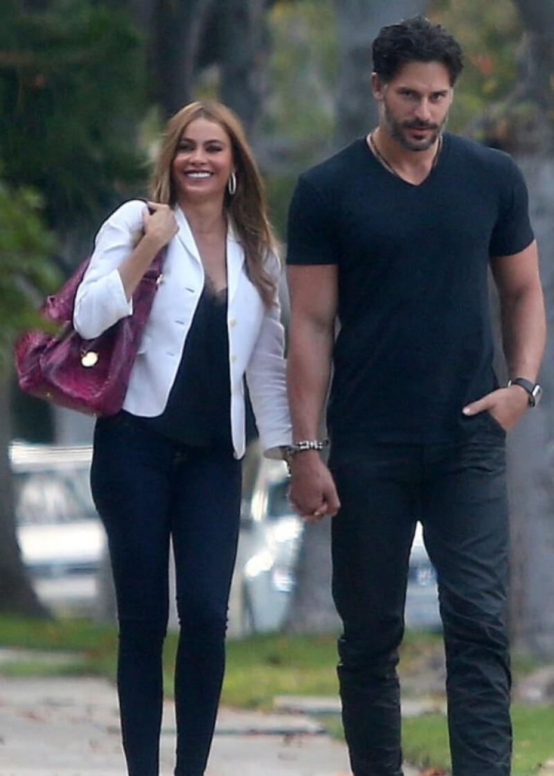 Sofía y Joe ya no ocultan su amor y disfrutan de románticas citas en California.