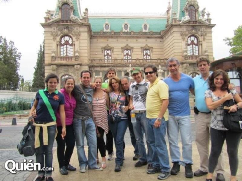 La Quinta Gameros es una de las mansiones más hermosas de todo el país
