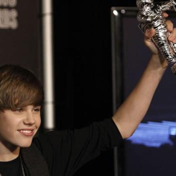 justin bieber MTV 2010