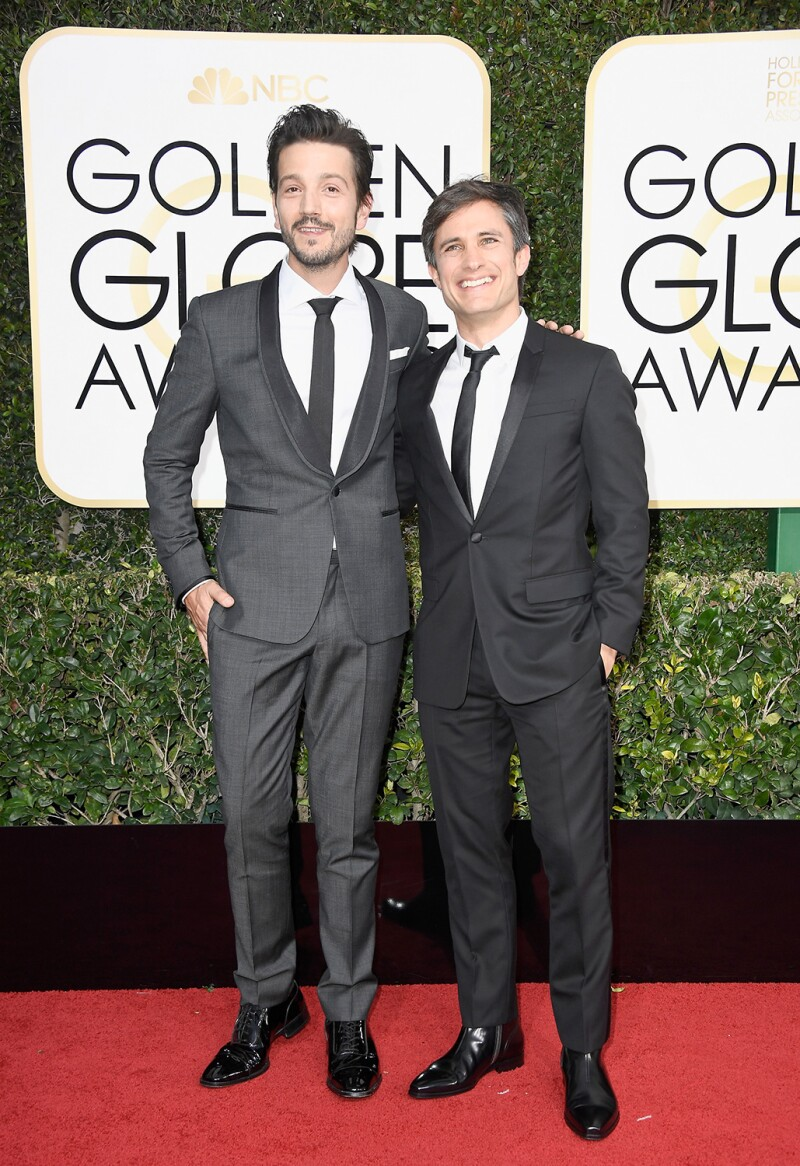 Diego Luna and Gael Garcia