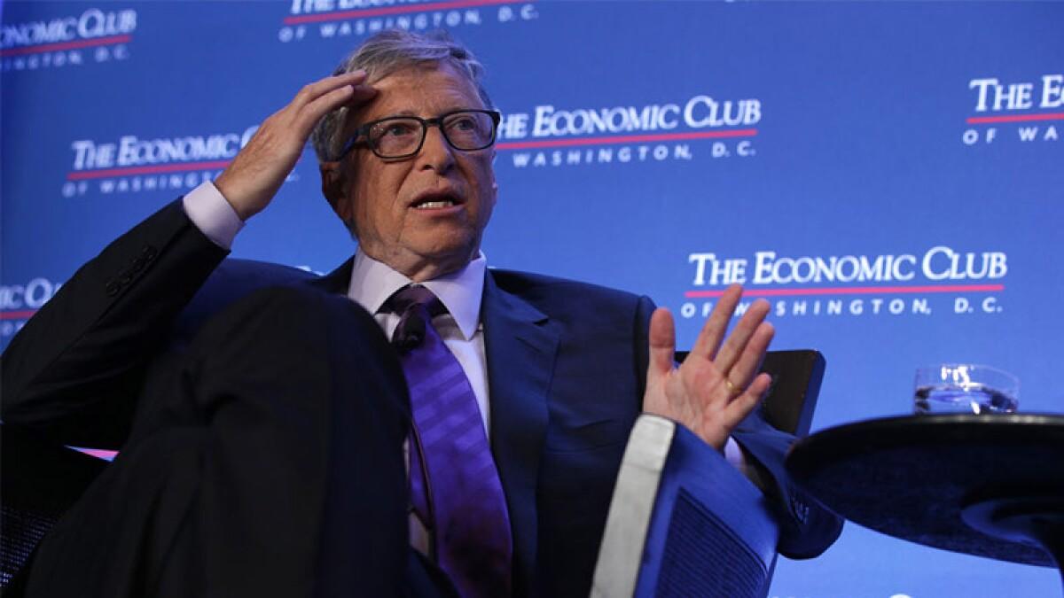 Bill Gates hace público millonario error relacionado con Android