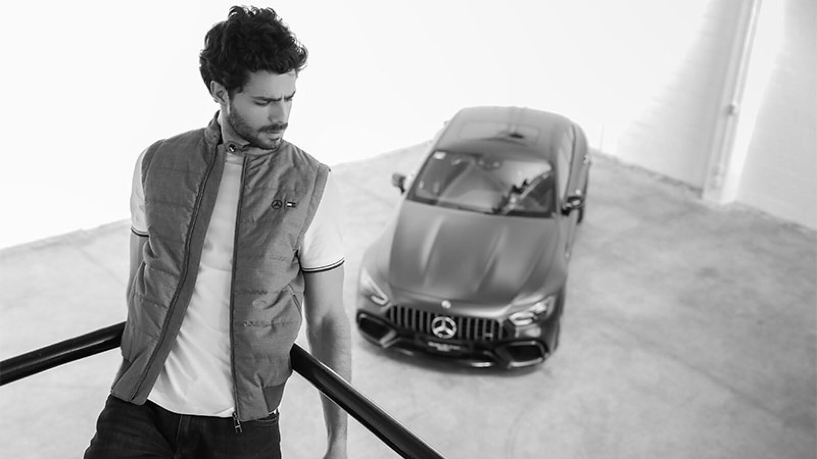 Tomy Hilfiger presenta su línea Mercedes-AMG Petronas Motorsport
