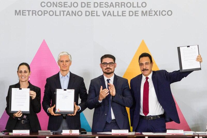 Consejo Desarrollo Metropolitano VM