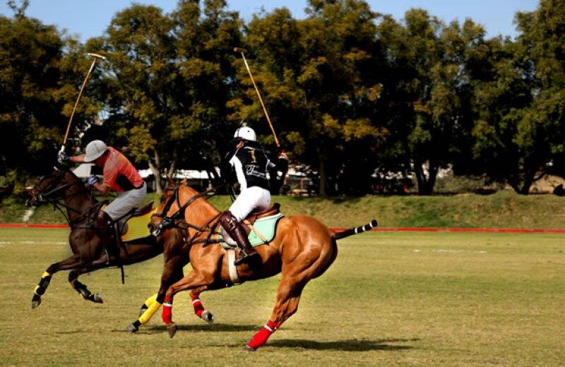 La tierra tapatía fue testigo de la primera liga de polo en México con un fin de semana lleno de actividades y sobretodo, de mucho deporte.
