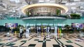 Singapore Changi International Airport Departure Hall