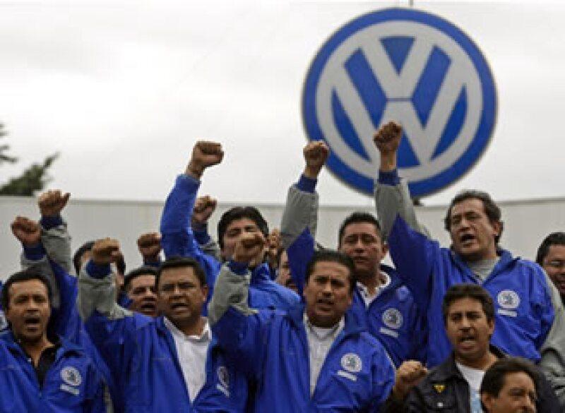 La huelga finalizó el sábado con aumento al salario de 3% desde la petición de 8.25% (Foto: Reuters)