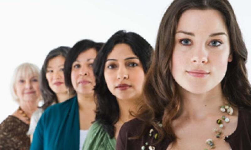 Los datos censales de 2010 indican que en México residen 57.5 millones de mujeres. (Foto: Thinkstock)