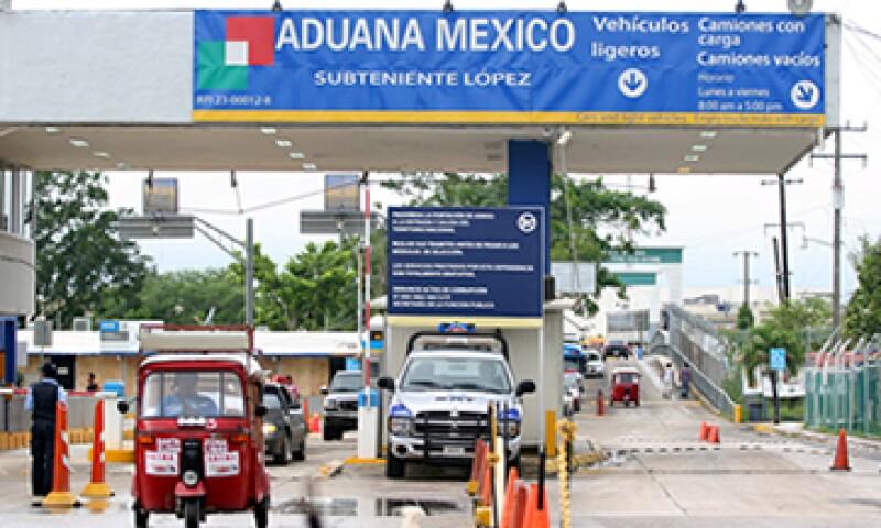 Los agentes aduanales son importantes dentro del proceso de comercio exterior en México. (Foto: Cuartoscuro)