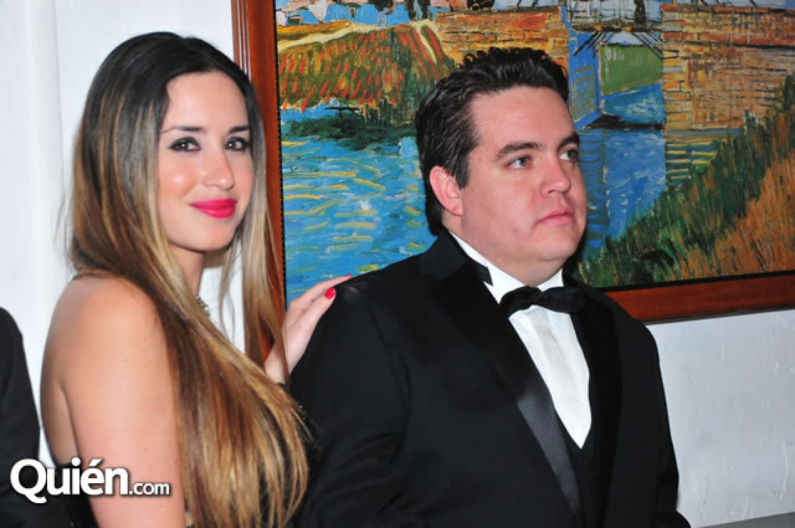 Tania Díaz,Charlie del Valle