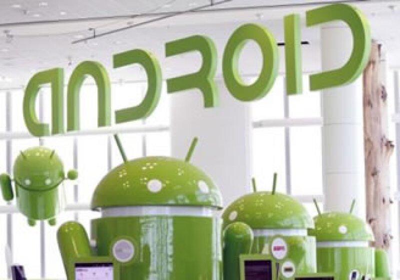 Los dueños de teléfonos Android consumen una media de 582 MB de datos por usuario al mes. (Foto: Reuters)