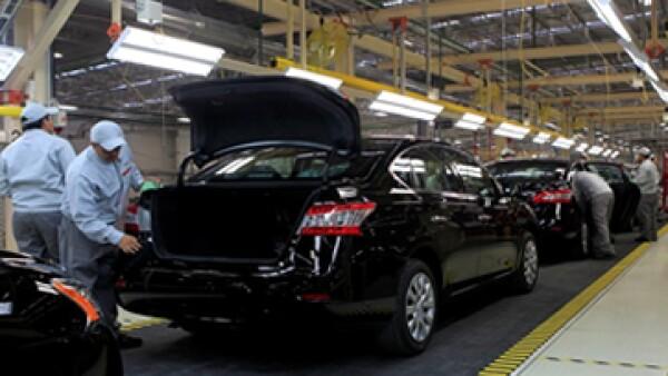 Nissan destina a Estados Unidos casi 70% de la exportación total. (Foto: Reuters )