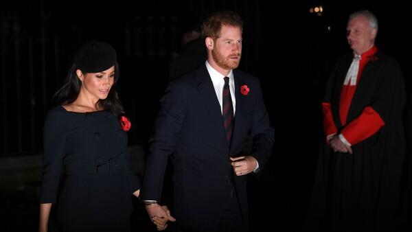 Meghan Markle y el príncipe Harry podrían quedarse sin hogar