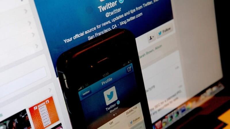 Twitter redes sociales mensajes