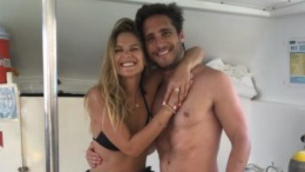 Mayte Rodríguez y Diego Boneta