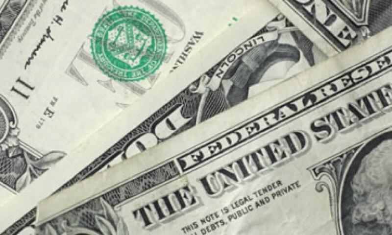 Banco Base prevé que el tipo de cambio fluctúe este jueves entre los 13.83 y 13.95 pesos por dólar. (Foto: Thinkstock)
