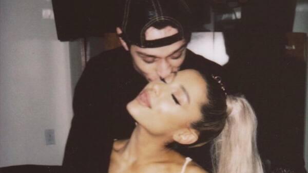 Ariana Grande y Pete Davidson se comprometen