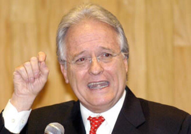 El hijo de Alejandro Martí fue secuestrado en junio de 2008. (Foto: Archivo NTX)