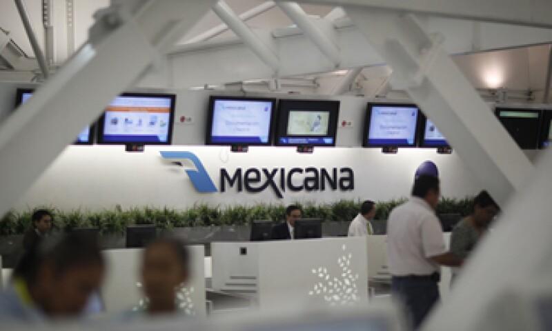 Hay alguien descartado para rescatar a Mexicana, dijo Griselda Nieblas Aldana, directora del Instituto Federal de Especialistas de Concursos Mercantiles. (Foto: AP)