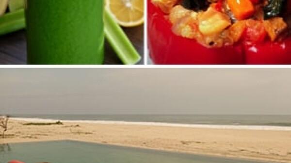 Del 25 al 29 de junio se realizará en Puerto Escondido un retiro de desintoxicación con aprendizaje de cocina crudi-vegana, con actividades de yoga y más.