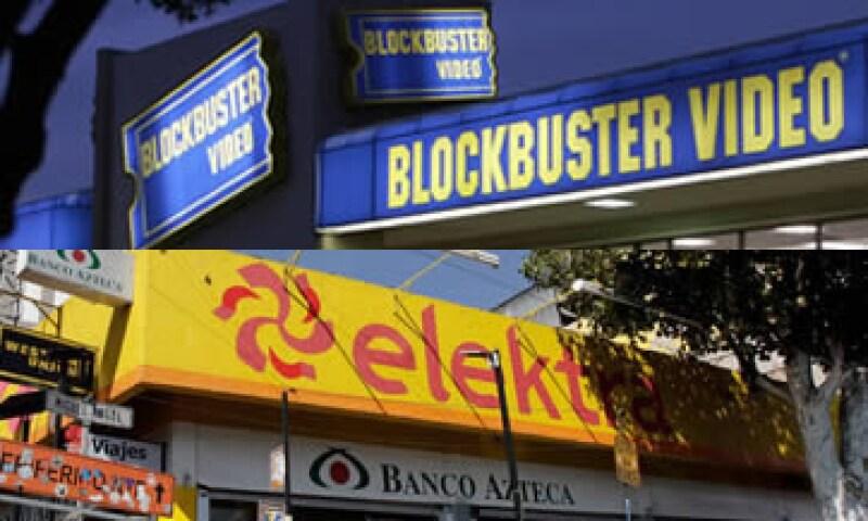Blockbuster México realizó 23 millones de rentas el año pasado, así como cinco millones de ventas. (Foto: Especial)