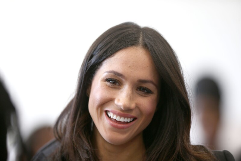 Meghan Markle, abril 2018