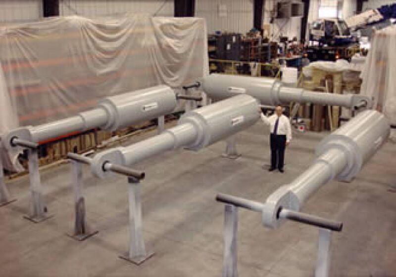 La tecnología triplica la resistencia sísmica de un edificio, y se basa en tecnología creada durante la Guerra Fría. (Foto: Cortesía CNNMoney)