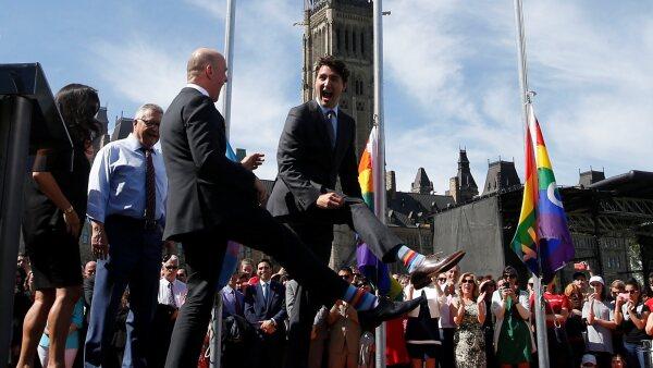 calcetines Trudeau