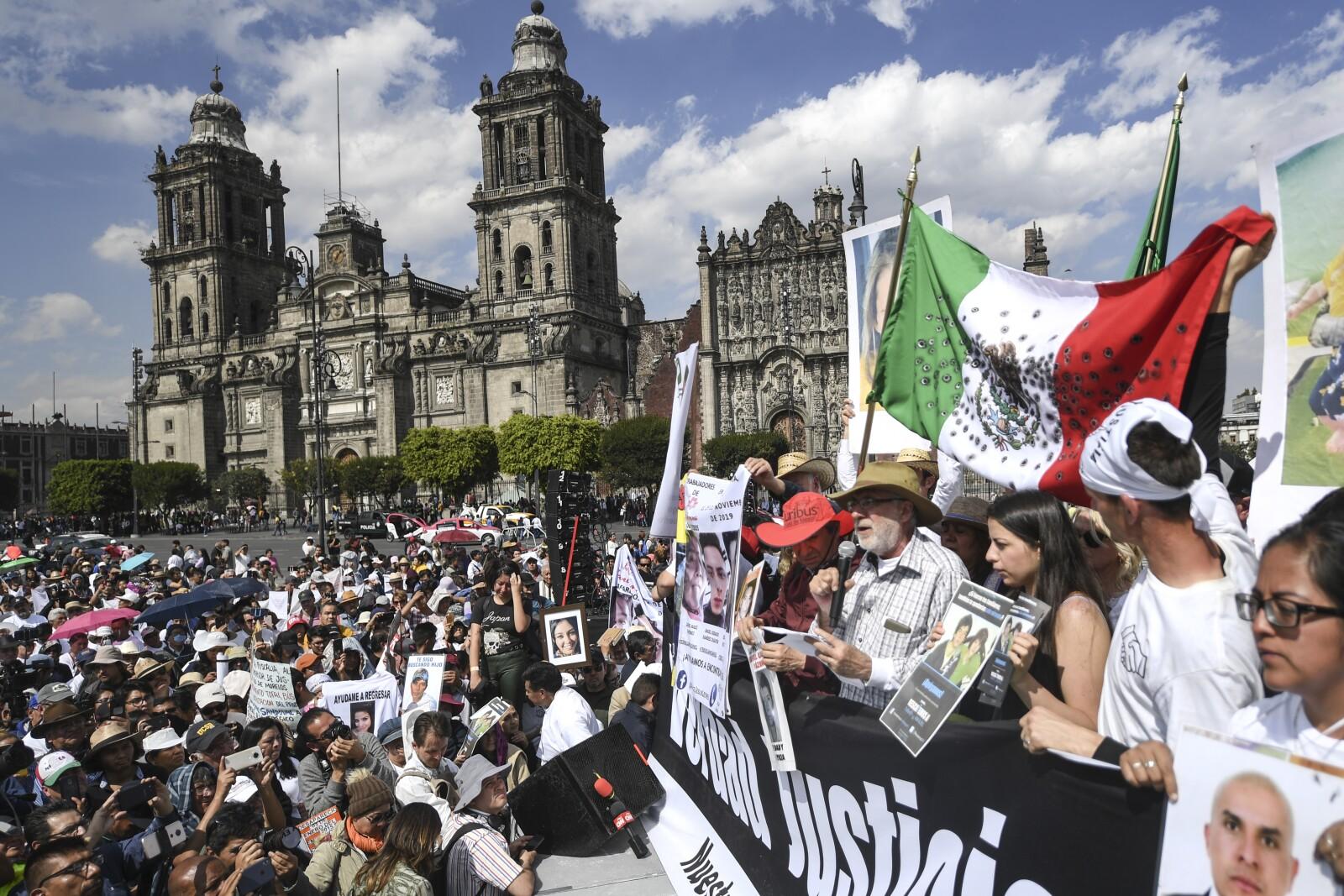 Marcha por la Verdad, la Justicia y la Paz