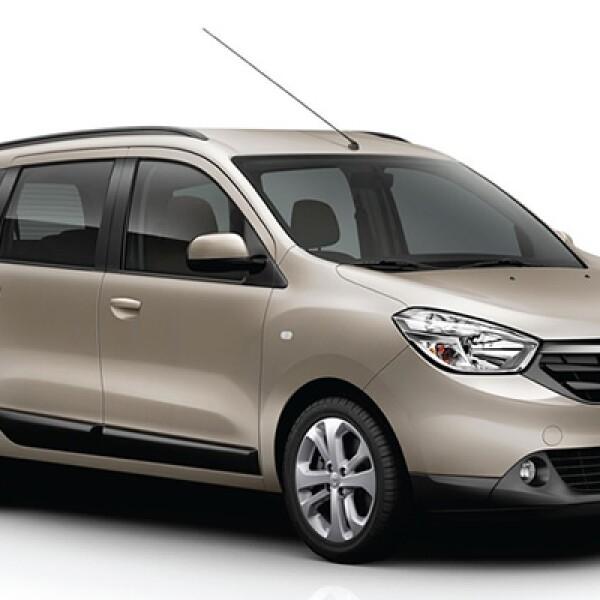 La firma Rumana presenta esta minivan, pensada para el mercado familiar del este de Europa.