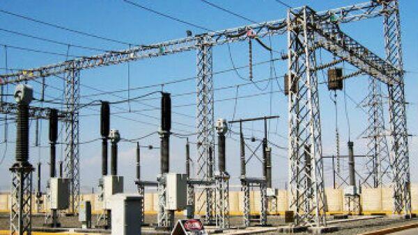 central el�ctrica Siemens