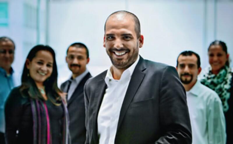 Para Cédric Retailleau, CEO de Pernod Ricard México, la labor del líder es reforzar y simplificar los mensajes, y transmitirlos al equipo encargado de la ejecución. (Foto: César S. Manjarréz)