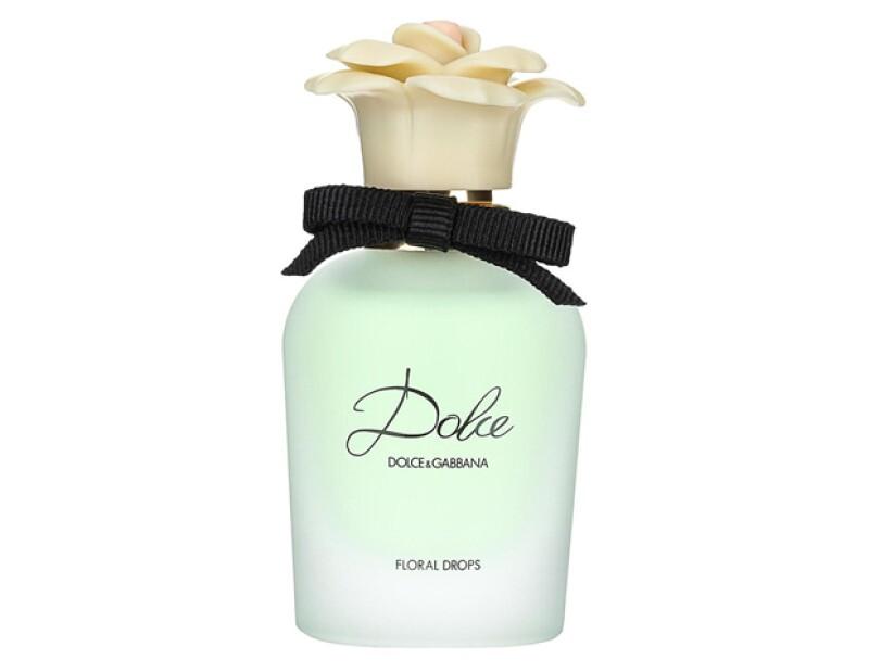 La fragancia ideal para Virgo es Dolce Floral de Dolce and Gabbana.
