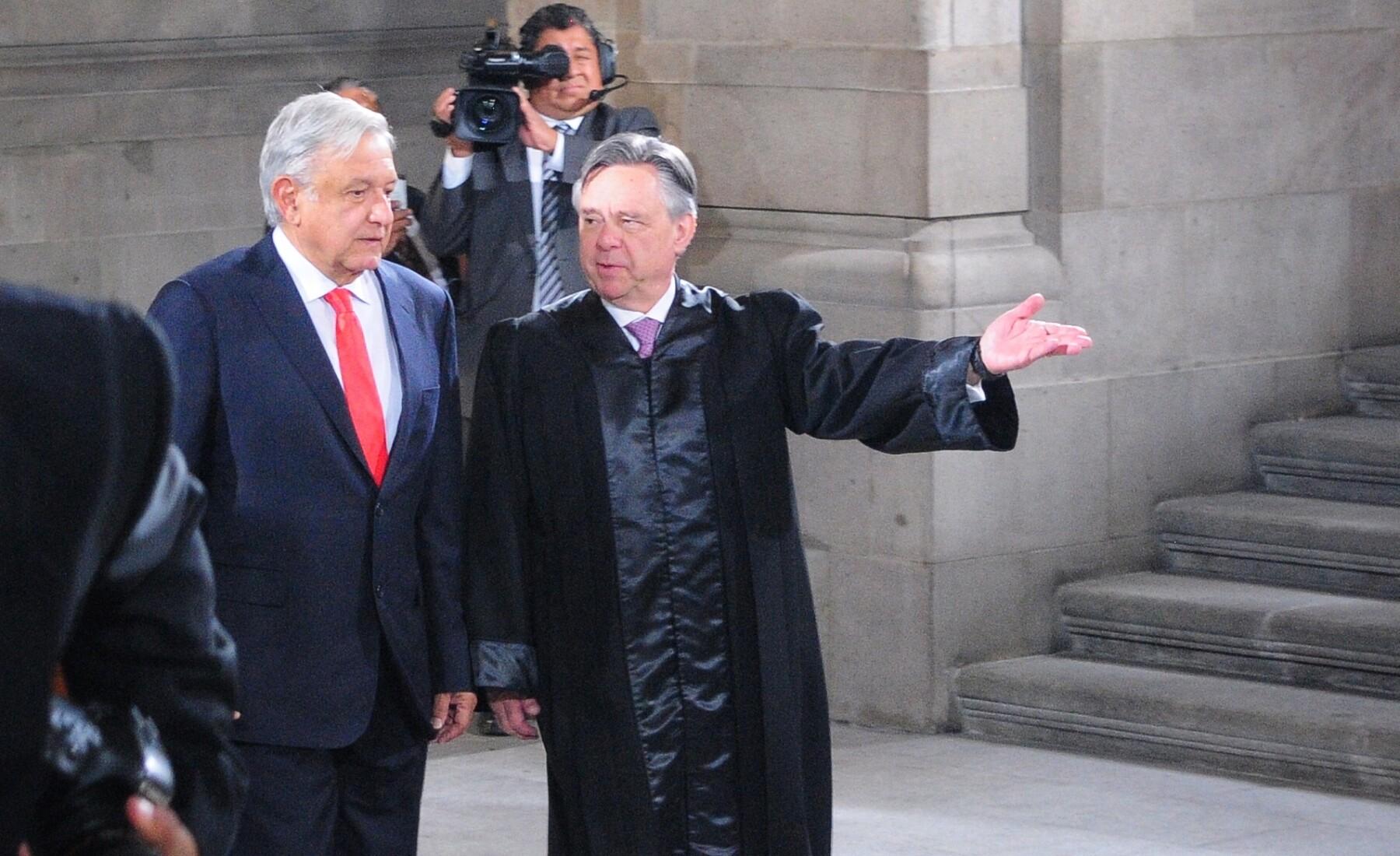 Eduardo Medina Mora dejó la SCJN, su cargo como ministro debía terminar en 2030.