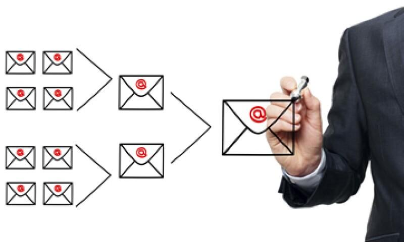 Revisar el correo electrónico es una de las tareas que ocupa más tiempo de los ejecutivos. (Foto: Getty Images)