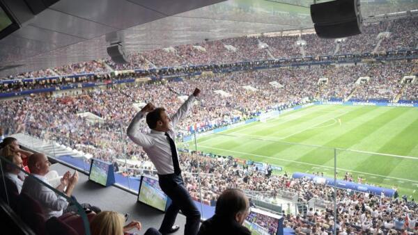 El campeonato de Francia es el 'soft power' que Emmanuel Macron necesitaba