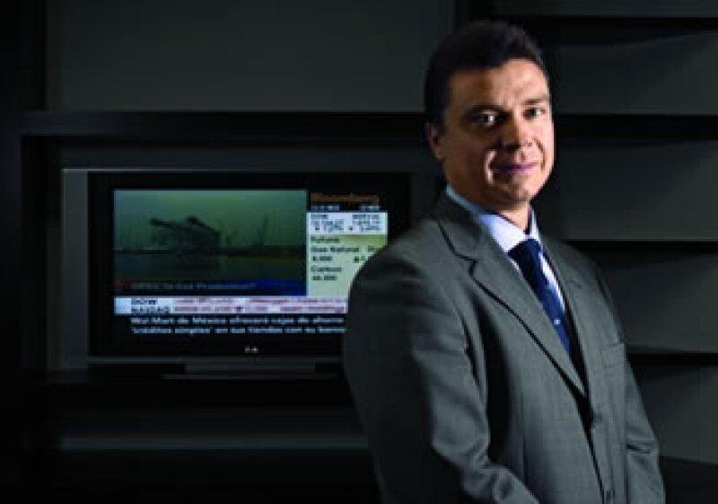 Héctor Madero, director general de Actinver. (Foto: Especial)