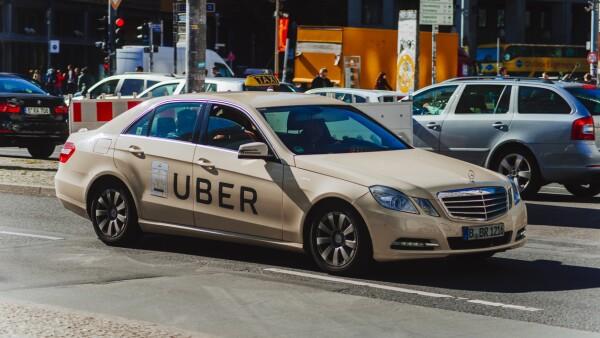 Uber Wall Street