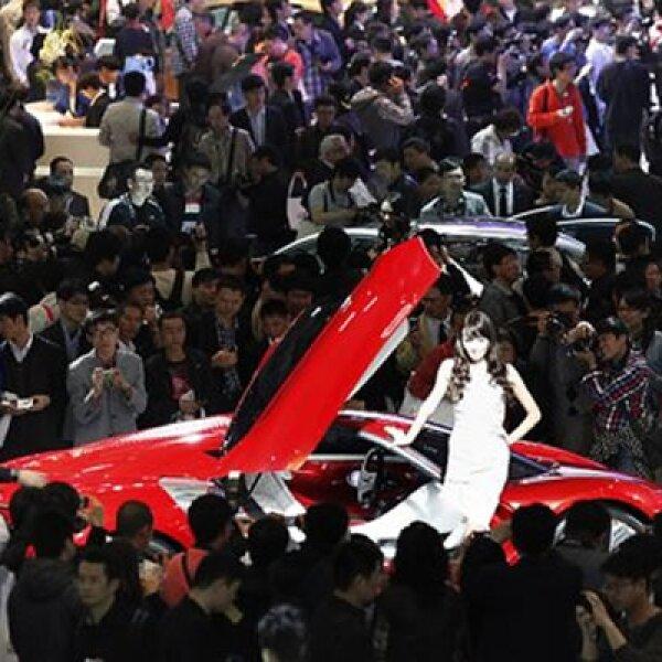 Las marcas extranjeras siguen dominando el sector automotriz, con una cuota de mercado del 32% entre los chinos.