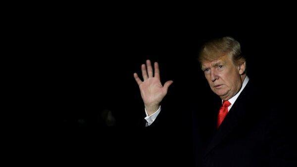 Donald Trump tas elecciones intermedias