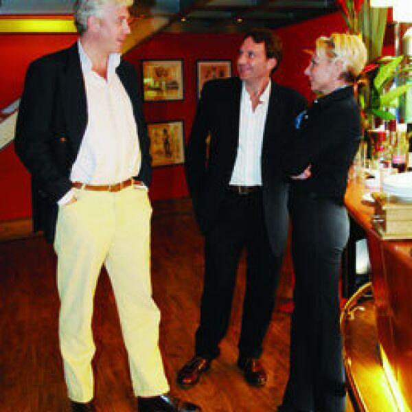 Morgy Petersen, Guillaume Martin, Diane Martin