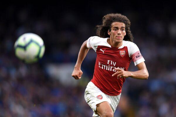 Guendouzi Arsenal Unai Emery