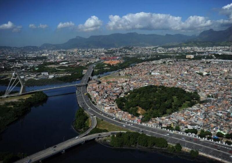 Brasil Puente carretera