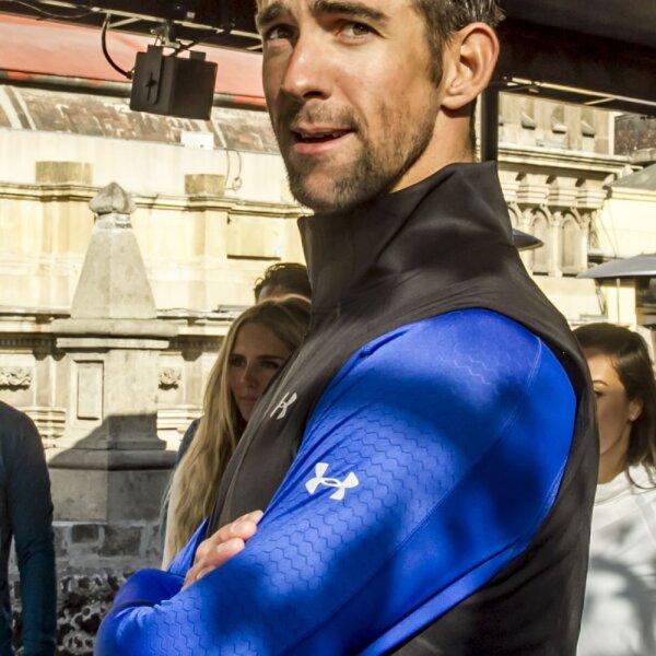 Experiencia Michael Phelps