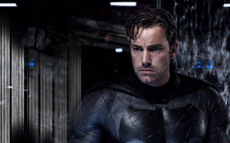 De una manera muy sutil, el nuevo Batman mandó un mensaje a la prensa y aclaró qe su película fue hecha para la audiencia, no para los críticos.
