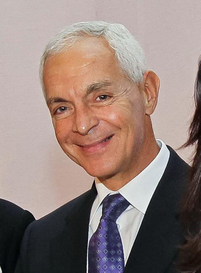 El empresario argentino Eduardo Costantini.
