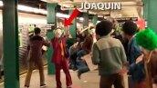 The Joker en acción
