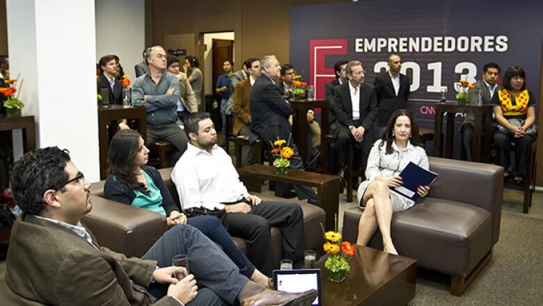 Desde 2004 Expansión ha realizado Emprendedores del Año. Éste es el segundo año consecutivo que la revista y el sitio lanzan en conjunto este proceso.
