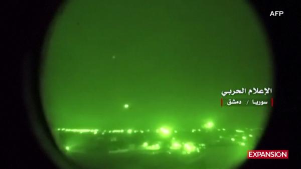 Israel bombardeó casi todas las infraestructuras iraníes en Siria