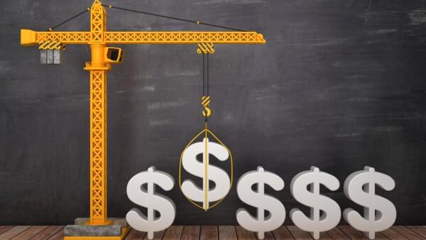 Construcción - dinero