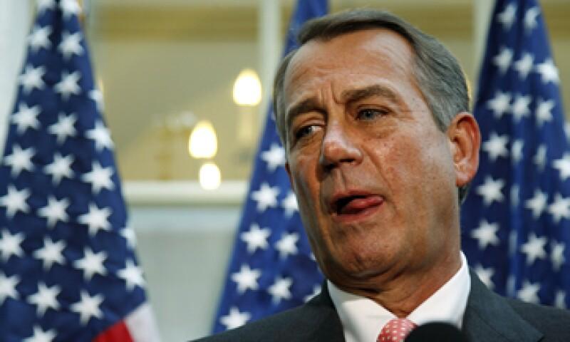 El presidente Obama ha criticado a Boehner por no llamar a una votación en la Cámara Baja para poner fin al paro administrativo. (Foto: Reuters)